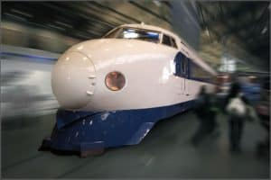 The Bullet Train © Ben Salter from Wales-cc-by-2-0